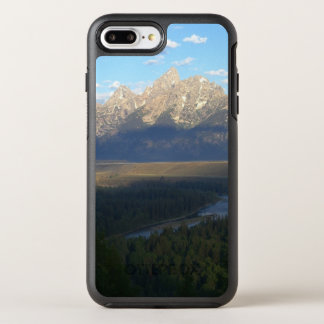 Capa Para iPhone 8 Plus/7 Plus OtterBox Symmetry Montanhas de Jackson Hole (parque nacional grande