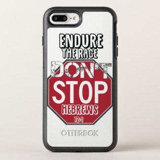 Capa Para iPhone 8 Plus/7 Plus OtterBox Symmetry Não pare de proteger seu telefone!