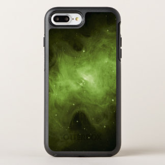 Capa Para iPhone 8 Plus/7 Plus OtterBox Symmetry Nebulosa de caranguejo, resto do Supernova, luz