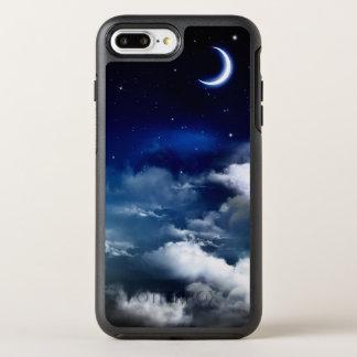 Capa Para iPhone 8 Plus/7 Plus OtterBox Symmetry Noite silenciosa