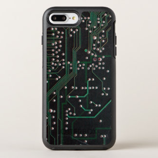 Capa Para iPhone 8 Plus/7 Plus OtterBox Symmetry O conselho de circuito eletrônico