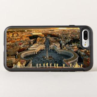 Capa Para iPhone 8 Plus/7 Plus OtterBox Symmetry O quadrado de St Peter