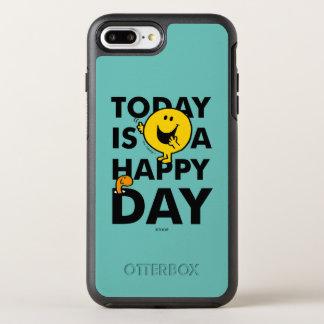 Capa Para iPhone 8 Plus/7 Plus OtterBox Symmetry O Sr. Feliz | é hoje um dia feliz