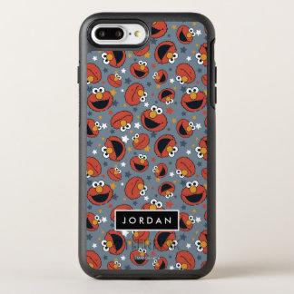 Capa Para iPhone 8 Plus/7 Plus OtterBox Symmetry O teste padrão de estrela | das regras de Elmo |