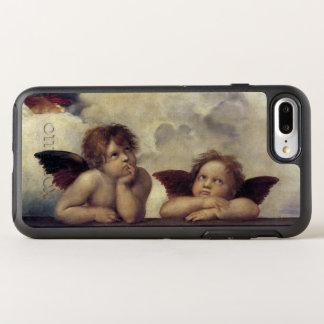 Capa Para iPhone 8 Plus/7 Plus OtterBox Symmetry Os anjos de Raphael