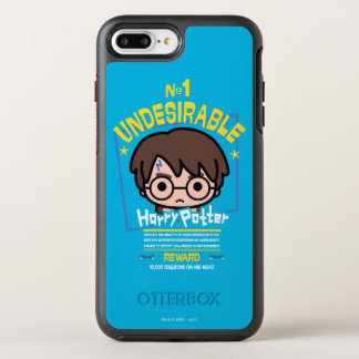Capa Para iPhone 8 Plus/7 Plus OtterBox Symmetry Os desenhos animados Harry Potter quiseram o