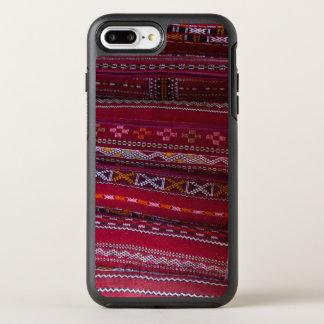 Capa Para iPhone 8 Plus/7 Plus OtterBox Symmetry Padrões do travesseiro de matéria têxtil