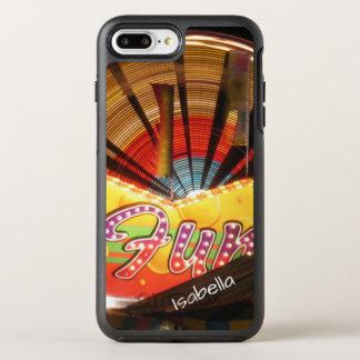 Capa Para iPhone 8 Plus/7 Plus OtterBox Symmetry País justo na noite