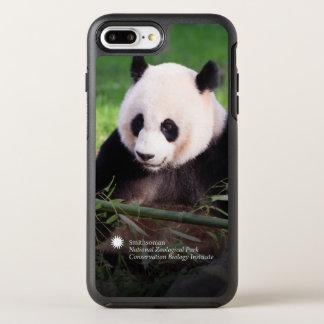 Capa Para iPhone 8 Plus/7 Plus OtterBox Symmetry Panda gigante Mei Xiang