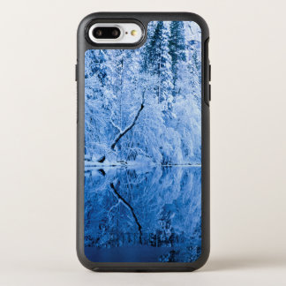 Capa Para iPhone 8 Plus/7 Plus OtterBox Symmetry Parque nacional do rio | Yosemite de Merced, CA