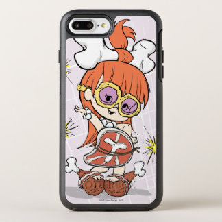 Capa Para iPhone 8 Plus/7 Plus OtterBox Symmetry PEBBLES™ vai Gaga