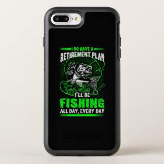 Capa Para iPhone 8 Plus/7 Plus OtterBox Symmetry Pesca