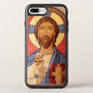 Capa Para iPhone 8 Plus/7 Plus OtterBox Symmetry Pintura de Jesus