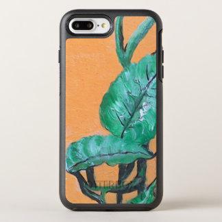 Capa Para iPhone 8 Plus/7 Plus OtterBox Symmetry Planta