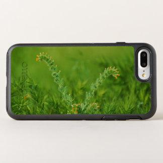 Capa Para iPhone 8 Plus/7 Plus OtterBox Symmetry Planta selvagem verde
