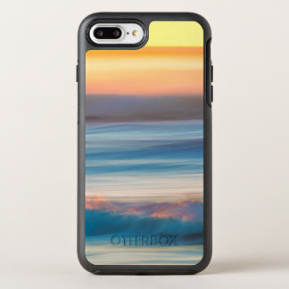 Capa Para iPhone 8 Plus/7 Plus OtterBox Symmetry Por do sol e parque estadual da decepção do cabo