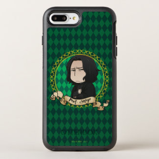 Capa Para iPhone 8 Plus/7 Plus OtterBox Symmetry Professor Snape do Anime