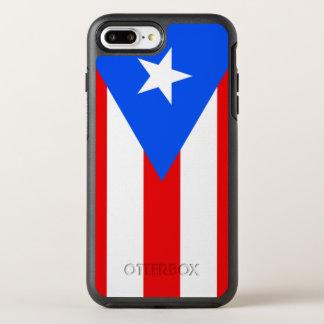 Capa Para iPhone 8 Plus/7 Plus OtterBox Symmetry Puerto Rico