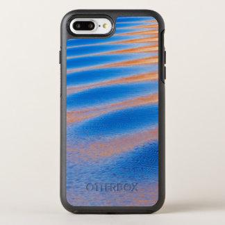 Capa Para iPhone 8 Plus/7 Plus OtterBox Symmetry Reflexão do penhasco na garganta do vale de Powell