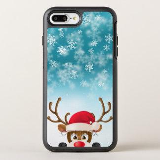 Capa Para iPhone 8 Plus/7 Plus OtterBox Symmetry Rena elegante com capa de telefone do chapéu   do