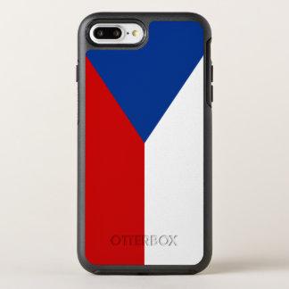 Capa Para iPhone 8 Plus/7 Plus OtterBox Symmetry República checa