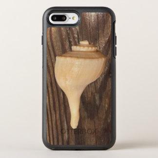 Capa Para iPhone 8 Plus/7 Plus OtterBox Symmetry Seashell no iPhone de madeira 7 Otterbox positivo