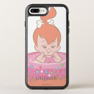 Capa Para iPhone 8 Plus/7 Plus OtterBox Symmetry Seixos bonitos dos Flintstones
