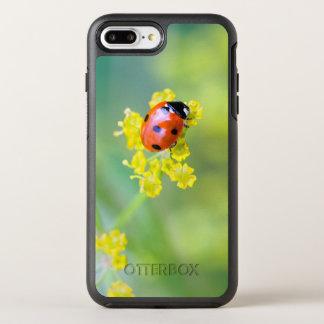Capa Para iPhone 8 Plus/7 Plus OtterBox Symmetry senhora na parte superior