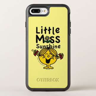 Capa Para iPhone 8 Plus/7 Plus OtterBox Symmetry Senhorita pequena pequena Luz do sol Riso da