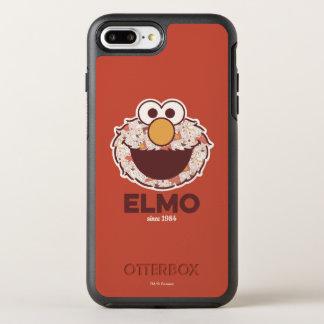Capa Para iPhone 8 Plus/7 Plus OtterBox Symmetry Sesame Street | Elmo desde 1984
