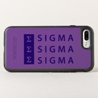 Capa Para iPhone 8 Plus/7 Plus OtterBox Symmetry Sigma do Sigma do Sigma empilhado