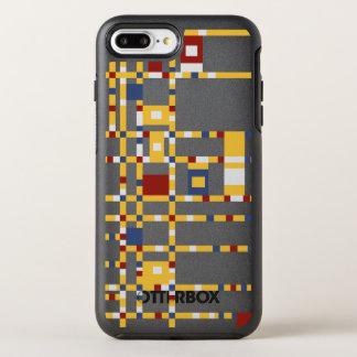Capa Para iPhone 8 Plus/7 Plus OtterBox Symmetry Simetria positiva Serie do iPhone 7 feitos sob