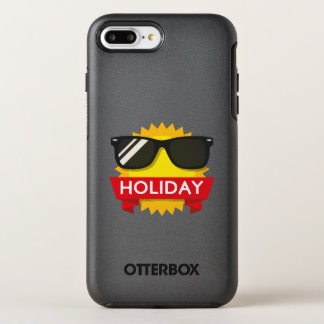 Capa Para iPhone 8 Plus/7 Plus OtterBox Symmetry Sol legal dos sunglass