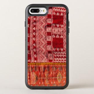Capa Para iPhone 8 Plus/7 Plus OtterBox Symmetry Tapete vermelho no mercado