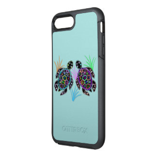 Capa Para iPhone 8 Plus/7 Plus OtterBox Symmetry Tartarugas de mar