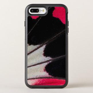 Capa Para iPhone 8 Plus/7 Plus OtterBox Symmetry Teste padrão da asa do detalhe da borboleta