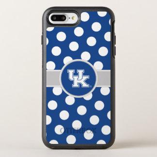 Capa Para iPhone 8 Plus/7 Plus OtterBox Symmetry Teste padrão de bolinhas BRITÂNICO de Kentucky |