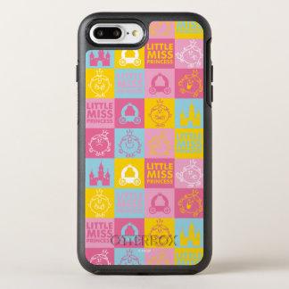 Capa Para iPhone 8 Plus/7 Plus OtterBox Symmetry Teste padrão Pastel bonito pequeno da senhorita