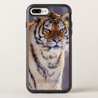 Capa Para iPhone 8 Plus/7 Plus OtterBox Symmetry Tigre Siberian na neve, China