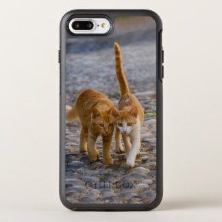 Capa Para iPhone 8 Plus/7 Plus OtterBox Symmetry Trajeto rochoso dos amigos peluches bonitos dos