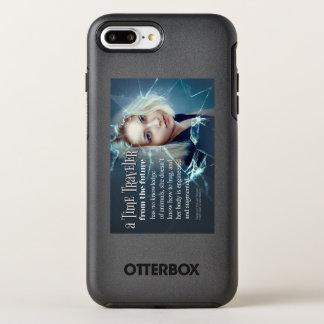 Capa Para iPhone 8 Plus/7 Plus OtterBox Symmetry Viajante futuro do tempo