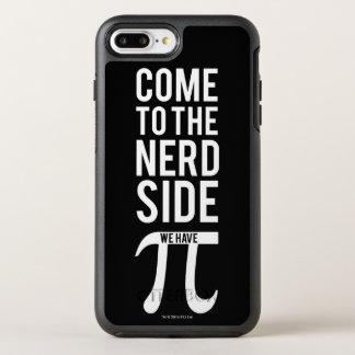 Capa Para iPhone 8 Plus/7 Plus OtterBox Symmetry Vindo ao lado do nerd