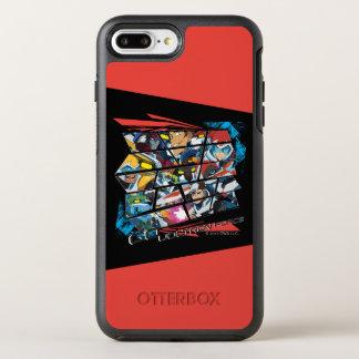 Capa Para iPhone 8 Plus/7 Plus OtterBox Symmetry Voltron   vai força de Voltron