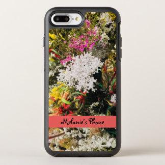 Capa Para iPhone 8 Plus/7 Plus OtterBox Symmetry Wildflowers nativos australianos