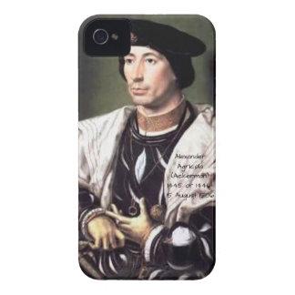 Capa Para iPhone Alexander Agricola (Ackerman)