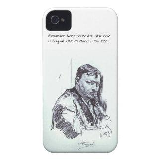 Capa Para iPhone Alexander Konstantinovich Glazunov 1899