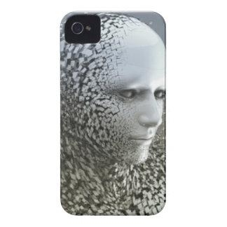 Capa Para iPhone Arte abstracta humana