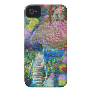 Capa Para iPhone As flores no jardim de Monet são originais