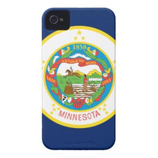 Capa Para iPhone Bandeira de Minnesota