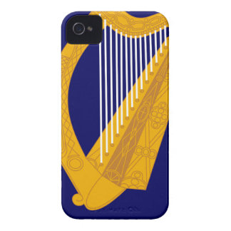 Capa Para iPhone Brasão de Ireland - emblema irlandês